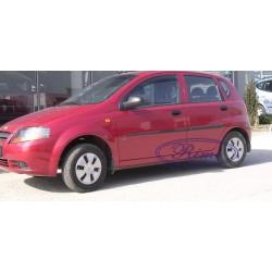 Bandouri laterale Chevrolet Kalos (F5)
