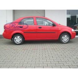 Bandouri laterale Chevrolet Aveo/Kalos Sedan (F5)