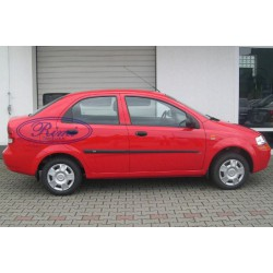 Bandouri laterale Chevrolet Aveo/Kalos T200 Sedan (F14nb)