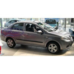 Bandouri laterale Chevrolet Aveo Sedan T250 (F12)