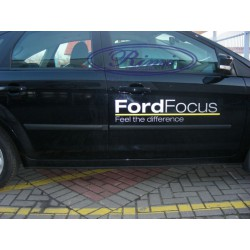 Bandouri laterale Ford Focus II (F3)