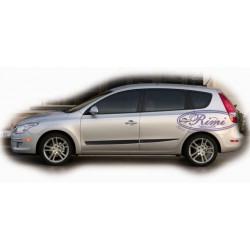 Bandouri laterale Hyundai i30 CW (F24)