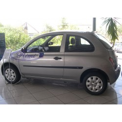 Bandouri laterale Nissan Micra K12 cu 3 si 2003-2010 (F13)