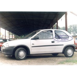 Bandouri laterale Opel Corsa B 3usi (F6)