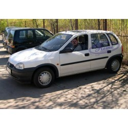 Bandouri laterale Opel Corsa B 5usi (F1)