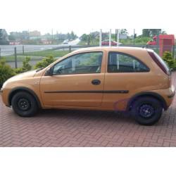 Bandouri laterale Opel Corsa C 3usi (F13)