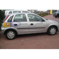 Bandouri laterale Opel Corsa C 5usi (F3)