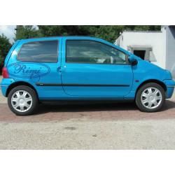 Bandouri laterale Renault Twingo I (F13)