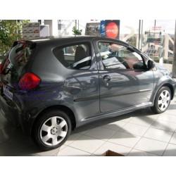 Bandouri laterale Toyota Aygo 3 usi 2005-2014 (F6)