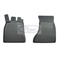Covorase Audi A5 B8 Sportback/Coupe tip tavita (sofer+pasager)