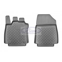 Covorase Renault Clio Mk.4 hatchback tip tavita (sofer+pasager)