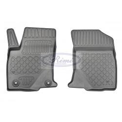 Covorase Toyota Hilux Mk.VIII pick-up cabina dubla AN120/AN130 tip tavita (sofer+pasager)