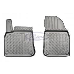 Covorase Volkswagen Touareg III tip tavita (sofer+pasager)