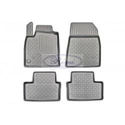 Covorase Renault Clio Mk.5 hatchback hatchback tip tavita