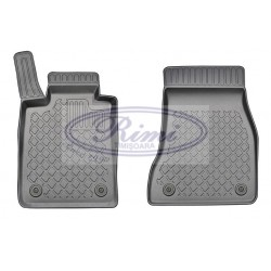 Covorase BMW 5 G30 / 5 G31 tip tavita (sofer+pasager)