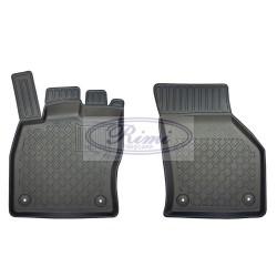 Covorase Volkswagen Golf VIII tip tavita (sofer+pasager)