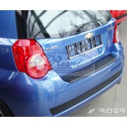 Protectie prag incarcare portbagaj Chevrolet Aveo T250 HB