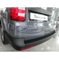 Protectie prag portbagaj Volkswagen Transporter T6 2015- (cu 2 usi spate)