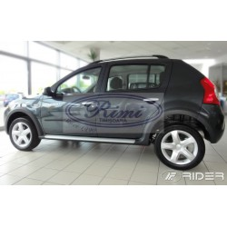 Bandouri laterale Dacia Sandero / Stepway 1 2008-2012 (F3)