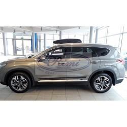 Bandouri laterale Hyundai Santa Fe 4 (TM) 08.2018- (F3)