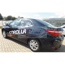 Bandouri laterale Toyota Corolla E170 berlina 2013-2018 (F16/20)