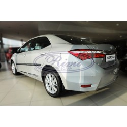 Bandouri laterale Toyota Corolla E17 Sedan (F50)