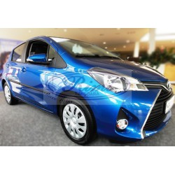 Bandouri laterale Toyota Yaris III 5 usi facelift (F20)