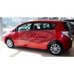 Bandouri laterale Toyota Verso 2009-2012 (F16)