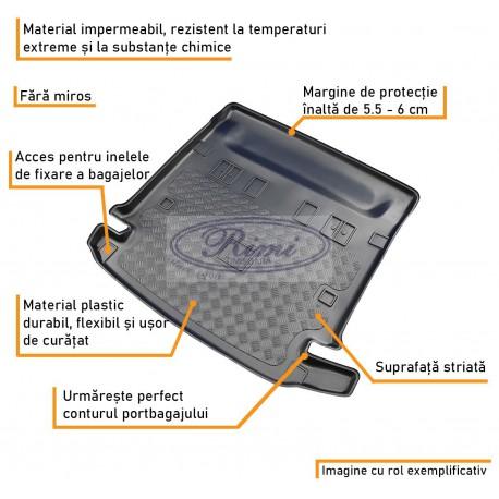 Tavita portbagaj universala 50x90 Basic