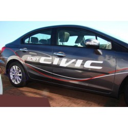Bandouri laterale Honda Civic 9 Sedan (F16/20)