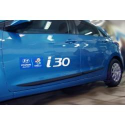 Bandouri laterale Hyundai I30 II (F40)