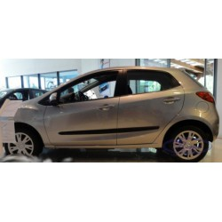Bandouri laterale Mazda 2 (II) 2010-2014 (F22)
