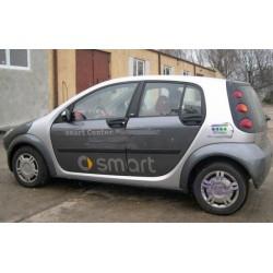Bandouri laterale Smart Forfour I W454 (F4)