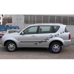 Bandouri laterale SsangYong Rexton I Y300 (F1)