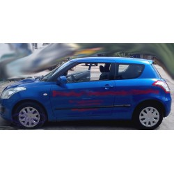 Bandouri laterale Suzuki Swift III 3usi - F25