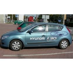 Bandouri laterale Hyundai i30 (F19)