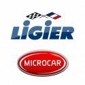 Covorase auto Ligier - Microcar