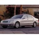 Mercedes S W220 1998-2005